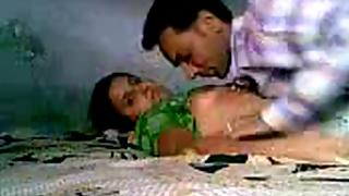 Rampuri couple mobile cam video