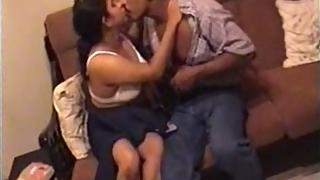 Amateur Indian couple homemade sex scandal