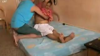 Leela bhabhi from baroda engaged in hardcore sex with her man