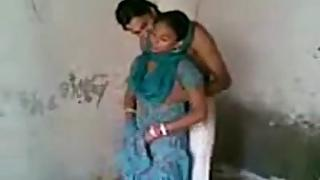 Young punjabi sikh wife fucked by her newly married hubby