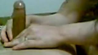 Hot Indian cock sucker