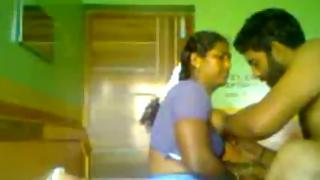 Mature mallu couple sucking and fucking on camera
