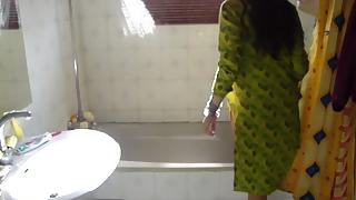 Meenal sood in shower naked